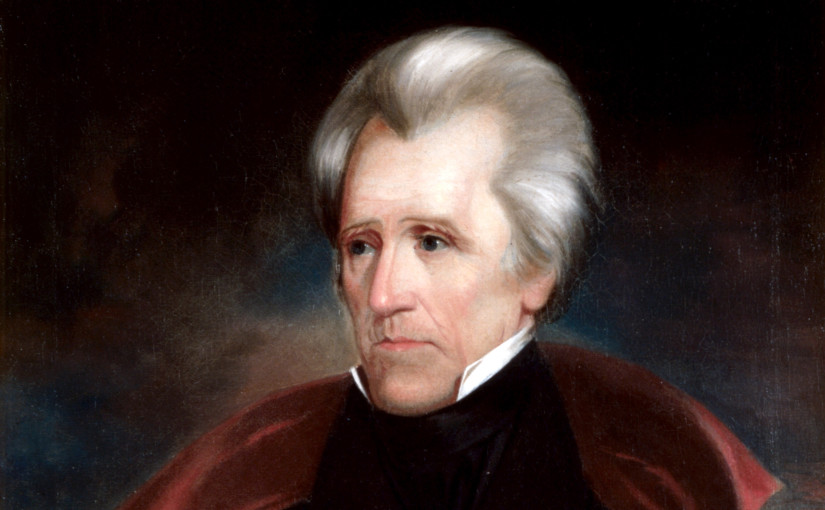 a biography of president andrew jackson