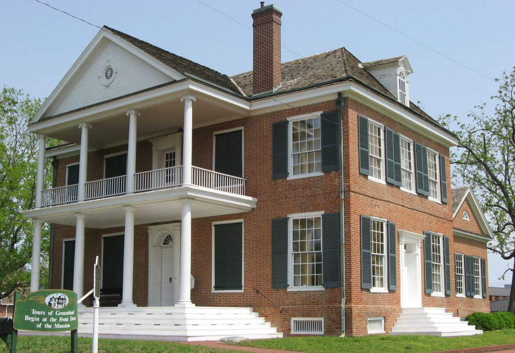 William Henry Harrison Home