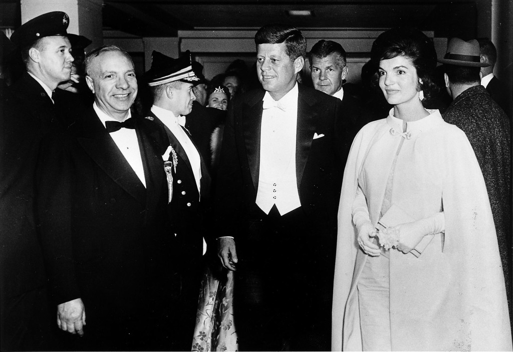 John_F._Kennedy_Inaugural_Ball,_20_January_1961