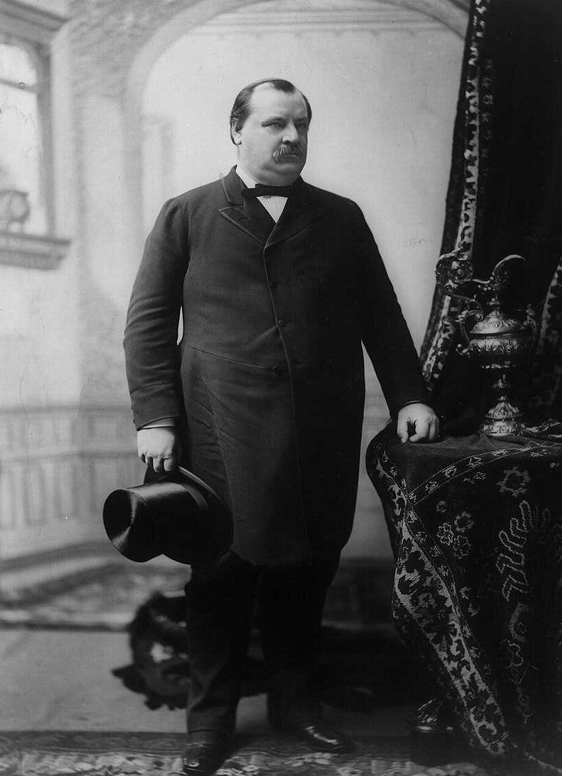 President Grover Cleveland Pictures To Pin On Pinterest