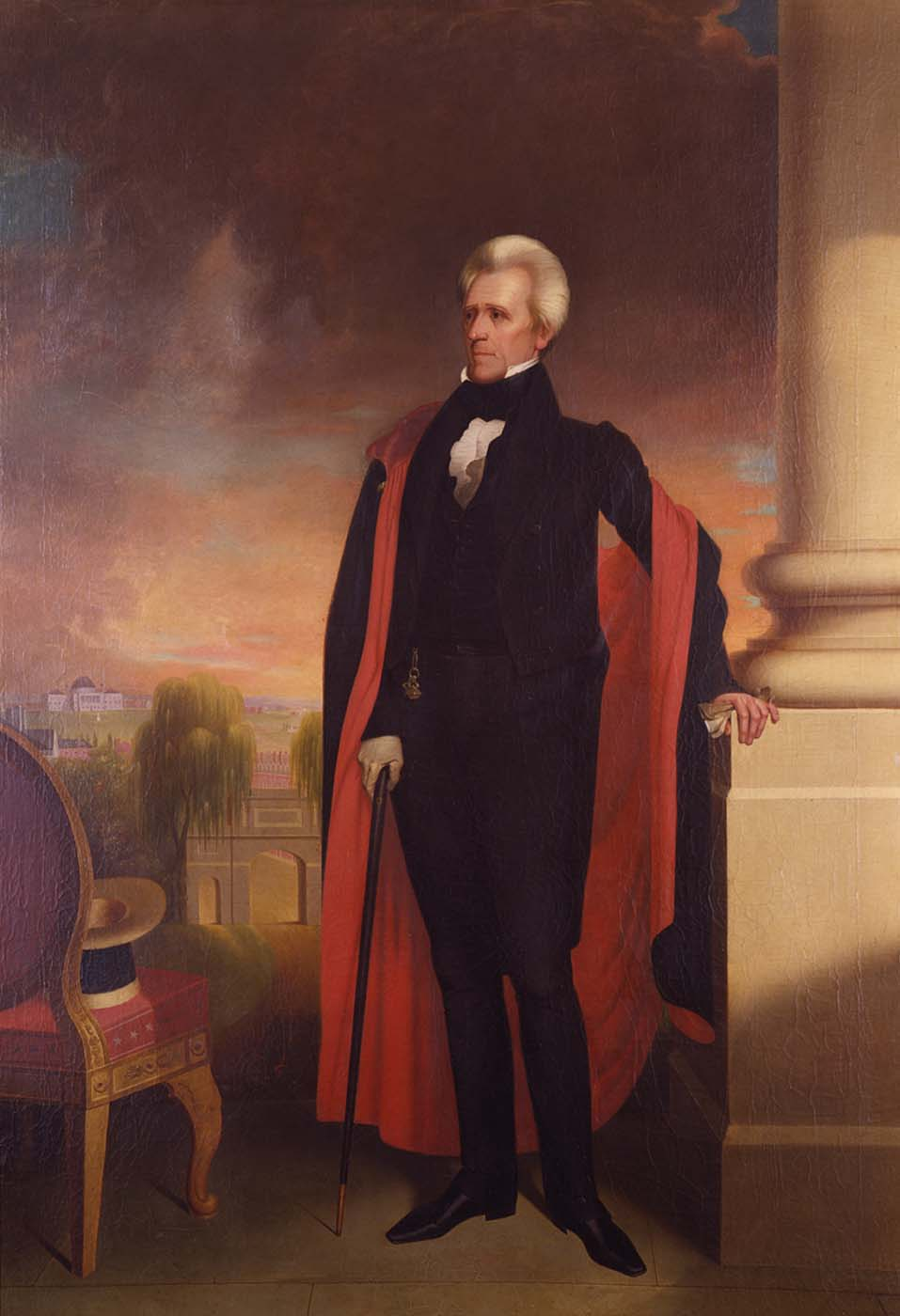 andrew jackson campaign speech of 1828 essay Get an answer for 'would you have voted for andrew jackson in 1828the campaign of 1828 was in an essay supporting either andrew jackson or john enotes.