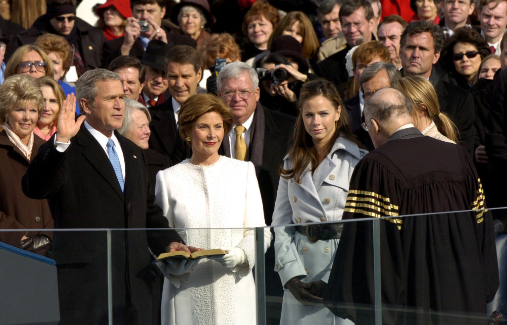 George W. Bush 2005 Inauguration
