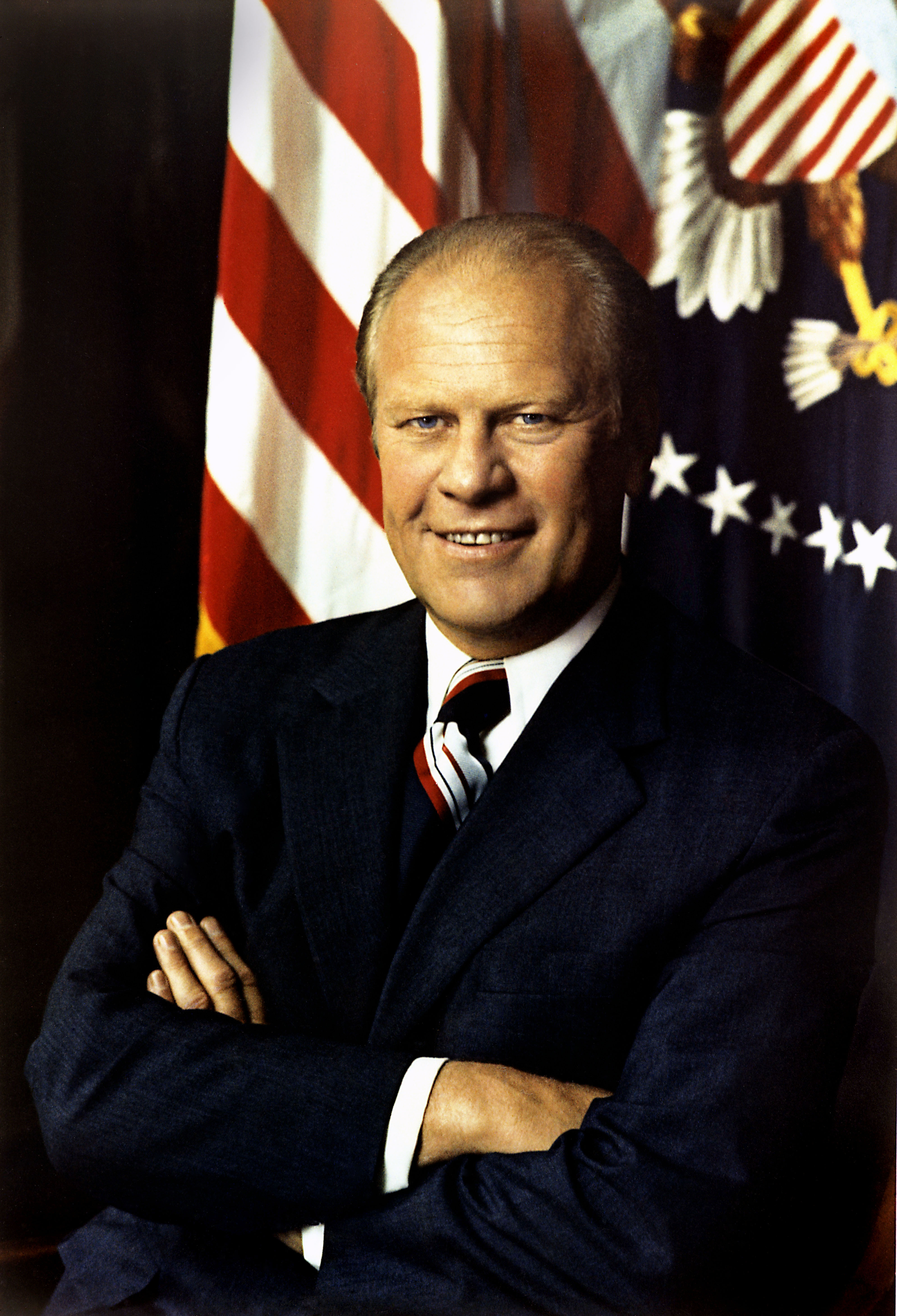38  Gerald R  Ford  1974