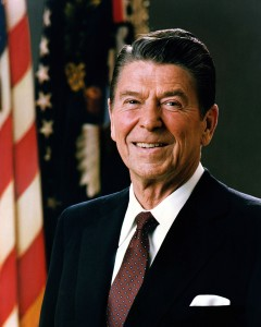 Ronald Reagan (R-CA)