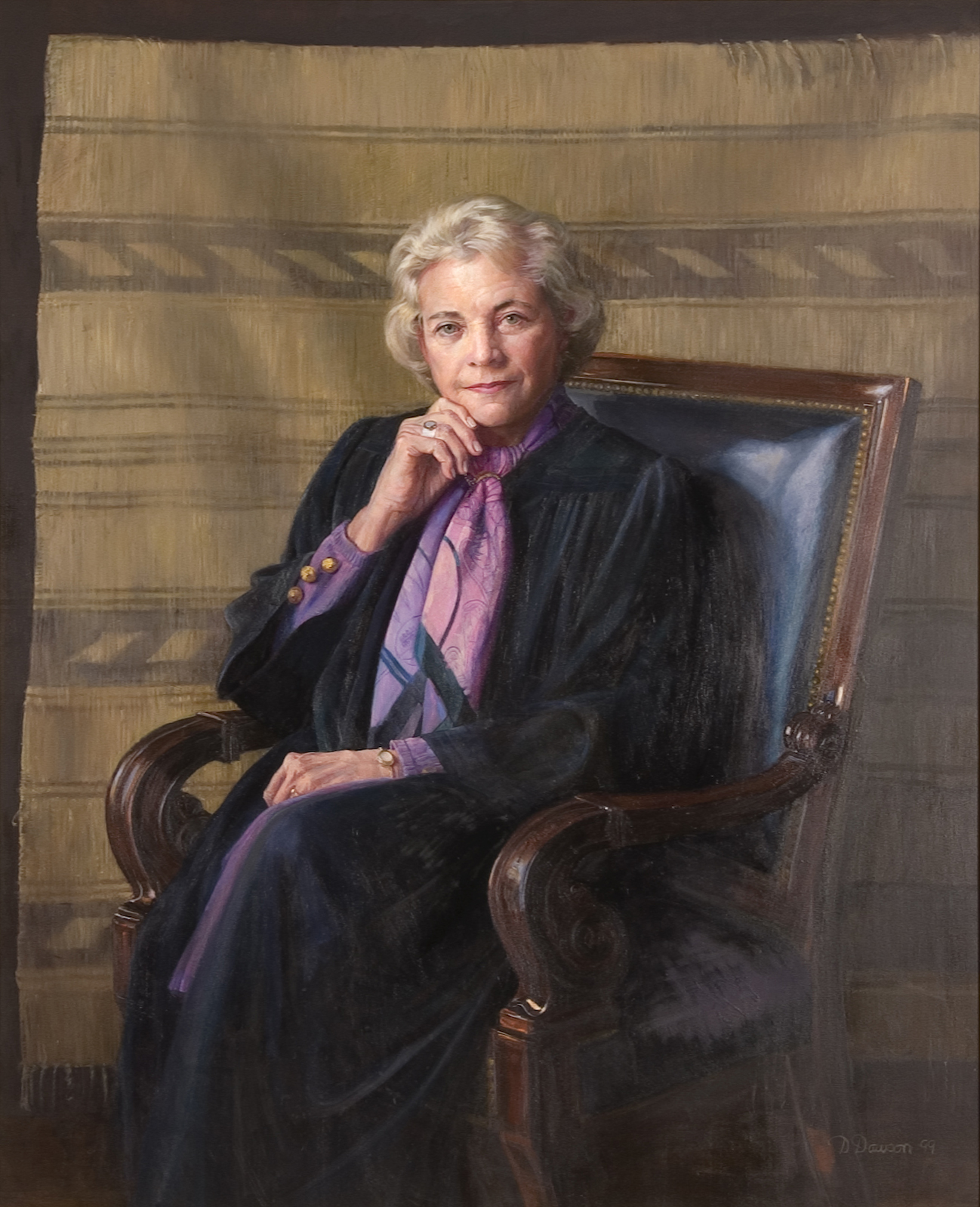 a biography of sandra day oconnor a jurist on the supreme court Washington, july 7 - president reagan announced today that he would nominate sandra day o'connor, a 51-year-old judge on the arizona court of appeals, to the united states supreme court.