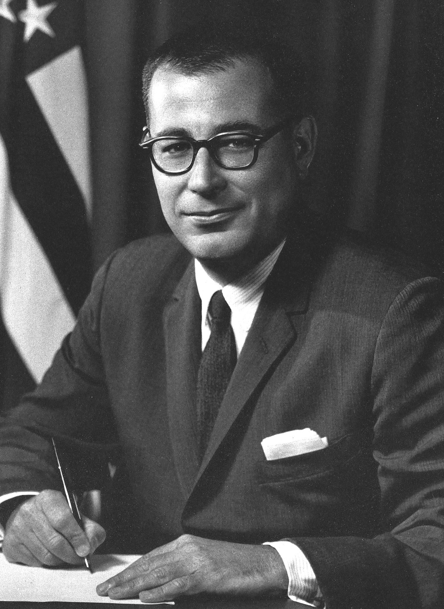 the former defense secretary harold browns national policy