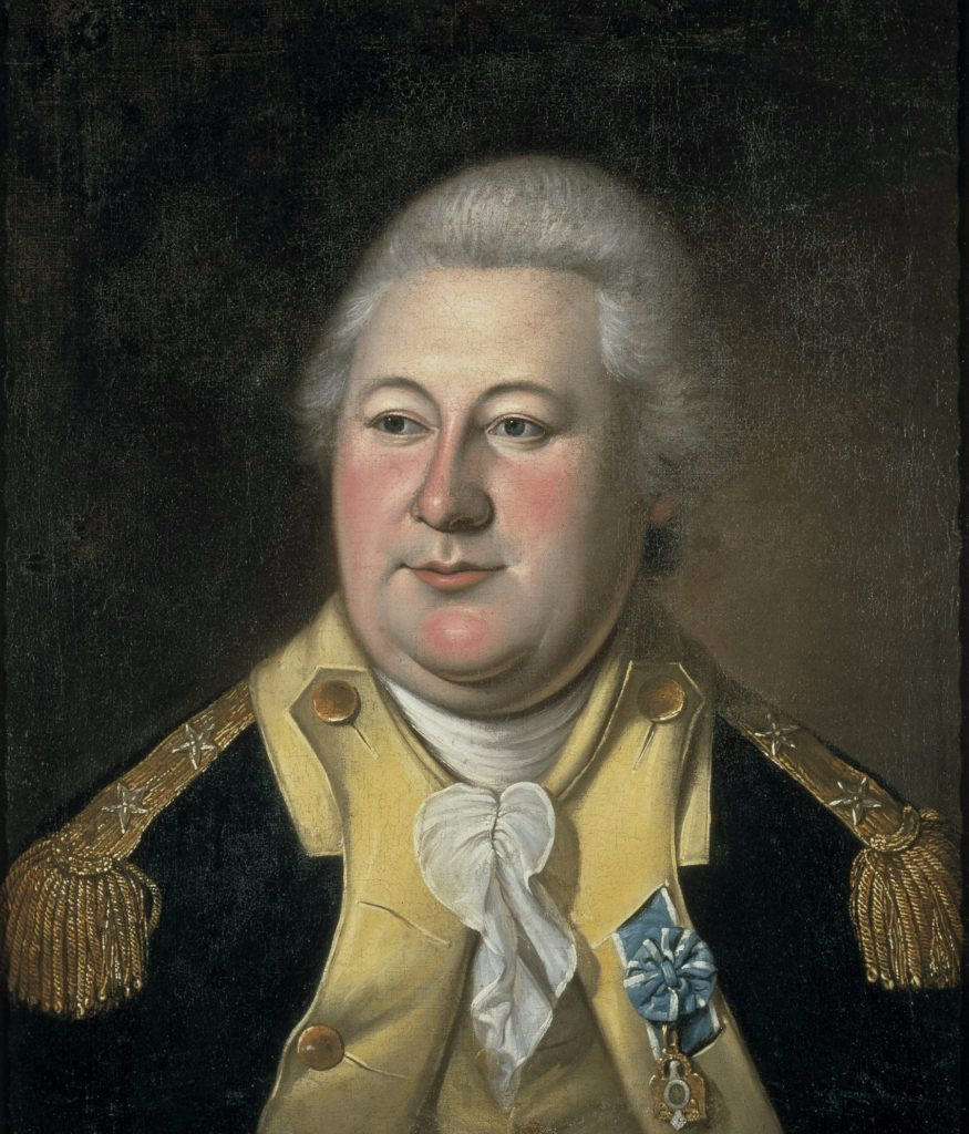 henry knox major general and first