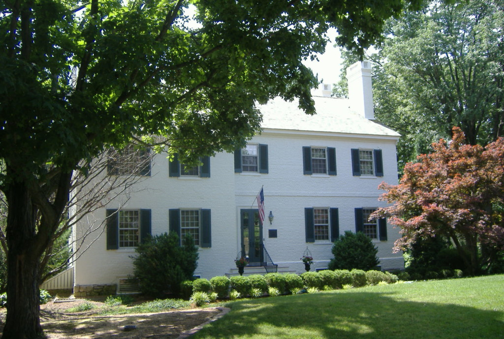Zachary Taylor Home